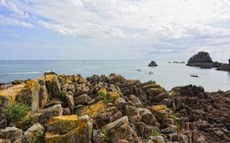 Jersey Island Royalty Free Stock Images