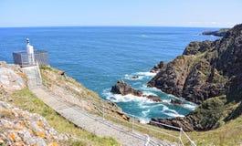 Jersey Island Royalty Free Stock Photography