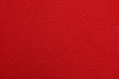 Jersey roja Foto de archivo
