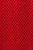 Jersey roja Imagen de archivo libre de regalías