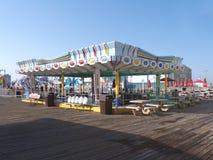 Jersey-Ufer Stockfoto