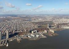 Jersey von oben, USA Lizenzfreies Stockbild