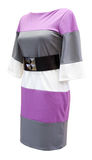 Jersey Womans Dress Royalty Free Stock Photography
