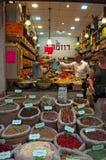 Jerusalém, cidade velha, Israel, Médio Oriente Fotografia de Stock Royalty Free