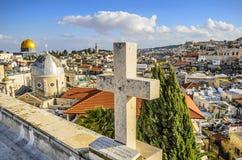Jerusalém, Israel Old City imagem de stock