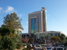 Jerusalém tecnologico do parque Imagem de Stock