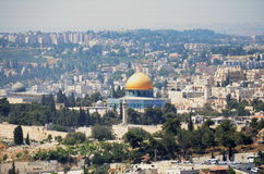 Jerusalén Fotografía de archivo libre de regalías