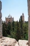 Jerusalén, ciudad vieja, Israel, Oriente Medio Fotografía de archivo libre de regalías