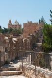 Jerusalén, ciudad vieja, Israel, Oriente Medio Foto de archivo