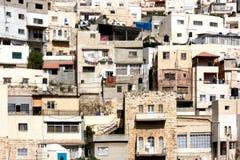 Jerusalén oriental fotografía de archivo