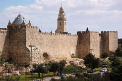 Jerusalem Royalty Free Stock Images