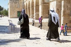Jerusalem Royaltyfria Bilder