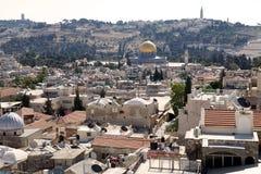 Jerusalem Royaltyfri Foto