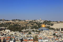 jerusalem Imagem de Stock Royalty Free
