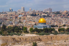 jerusalem Stockbild