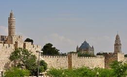 jerusalem Royaltyfri Fotografi