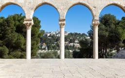 jerusalem royaltyfria foton