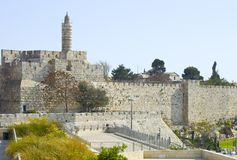 Jerusalem. Fotografia de Stock Royalty Free
