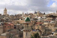Jerusalem Stock Photo