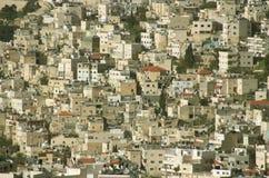 Jerusalem-Abhang Stockfoto