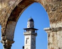 Jerusalem, Al-Aqsa Mosque Royalty Free Stock Image