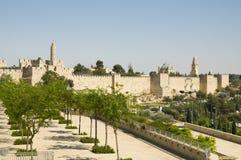 Jerusalem-alte Stadt Lizenzfreie Stockfotos