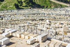 Jerusalem-alte Stadt Stockfotos