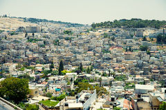 Jerusalem-alte Stadt Lizenzfreie Stockfotografie