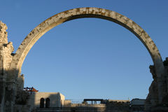 Jerusalem-Arche von David Stockfotos