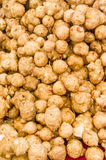 Jerusalem artichoke tubers at the market Stock Images