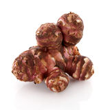 Jerusalem artichoke vegetable Royalty Free Stock Image