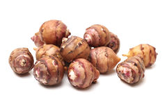 Jerusalem artichoke Royalty Free Stock Photos