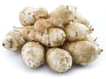 Jerusalem artichoke. Royalty Free Stock Images