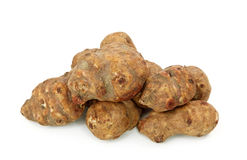 Jerusalem artichokes Royalty Free Stock Images