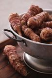 Jerusalem artichokes Stock Photo