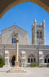 Jerusalem - The atrium of st. George anglicans church from end of 19. cent.  Royalty Free Stock Images