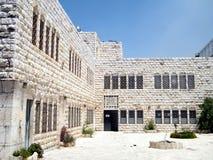 Jerusalem building of Jerusalem stone 2010 Stock Image