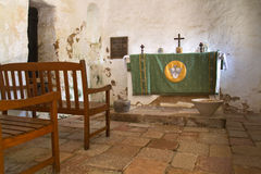Jerusalem Chapel at La Hougue Bie, Jersey, Royalty Free Stock Photo