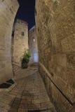 jerusalem ściany Fotografia Royalty Free
