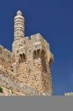 Jerusalem citadel. Stock Images