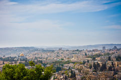 Jerusalem city, Israel Royalty Free Stock Images