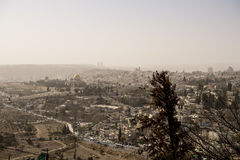 Jerusalem City  Royalty Free Stock Images