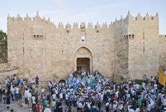 Jerusalem day Royalty Free Stock Photo