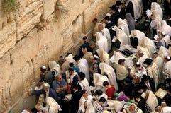 O Kotel - a Israel Foto de Stock