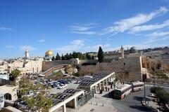 Jerusalem, Dome of the Rock Stock Photos