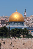 Jerusalem, Dome of the Rock Stock Image