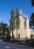 Jerusalem - Dominus Flevit church on the Mount of Olives. Stock Image