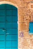 Jerusalem door Royalty Free Stock Photography