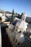 Jerusalem-Franciscan kapell av fördömelsen royaltyfri bild