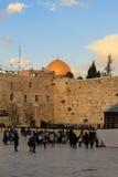 Jerusalem gammal stad Royaltyfria Bilder